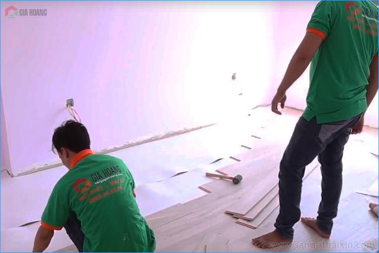 Chi phi thi công sàn gỗ Thailand