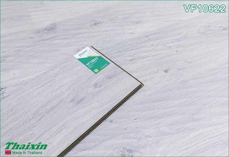 Thực tế sàn gỗ Thaixin cốt xanh VF10622