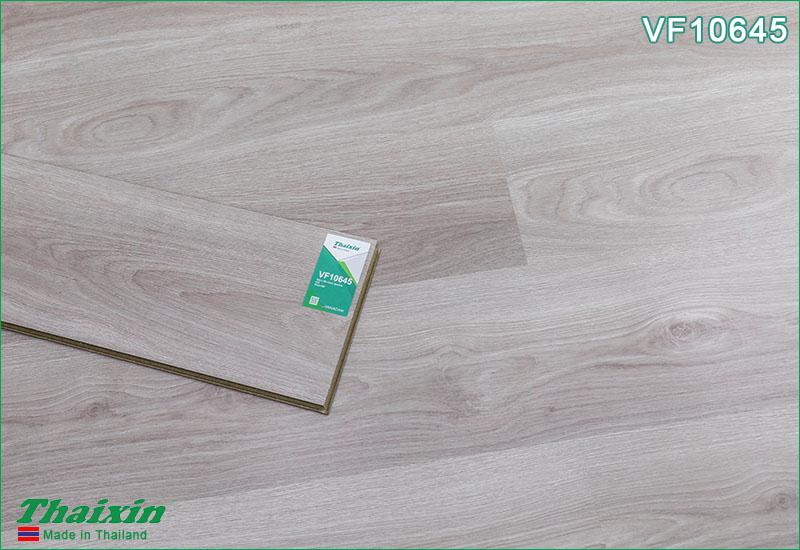 Thực tế sàn gỗ Thaixin cốt xanh VF10645
