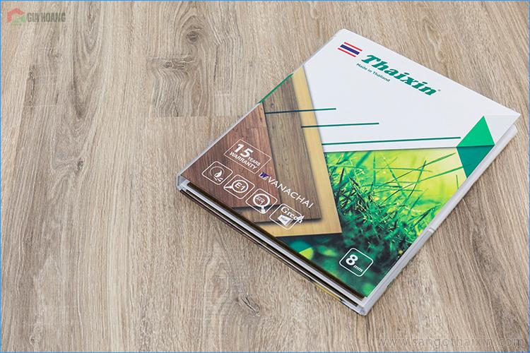 Thương hiệu sàn gỗ Thaixin cốt xanh cao cấp