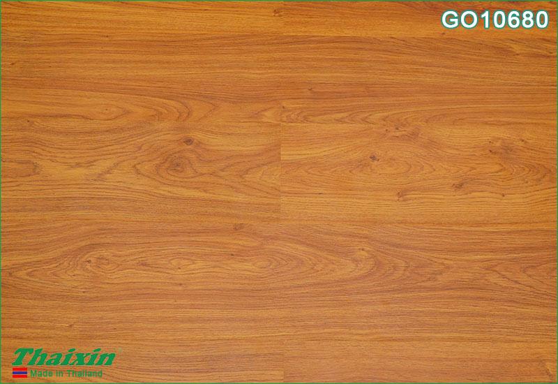 Thực tế sàn gỗ thaixin cốt xanh go10680