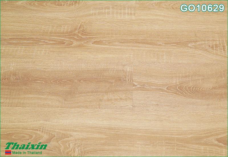 Thực tế sàn gỗ thaixin cốt xanh go10629